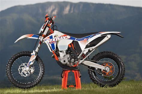 Cross Motorrad 350ccm by Ktm Exc 2012 Modelle Modellnews