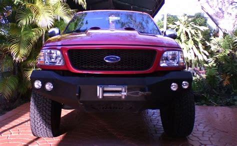 2001 ford f150 bumper ford f150 1997 2003