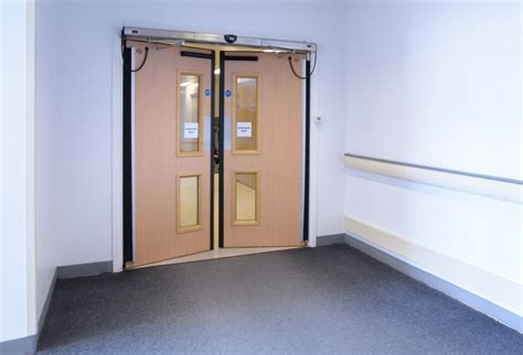 automatic swing door reliable and silent automatic swing door