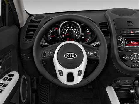 Kia Soul Steering Wheel Size Image 2012 Kia Soul 5dr Wagon Auto Base Steering Wheel
