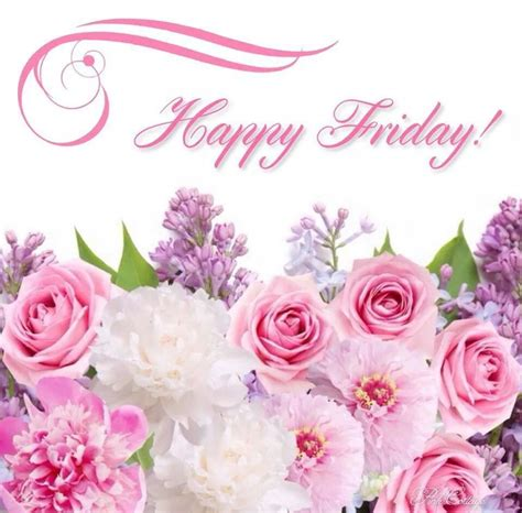happy friday flowers pictures   images