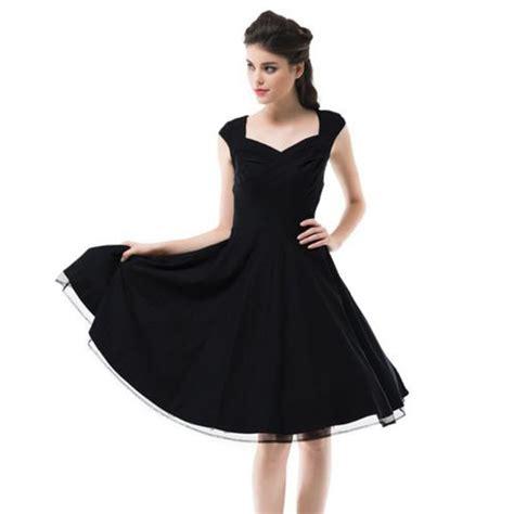 swing dresscode rockabilly swing dress summer retro 50s style polka