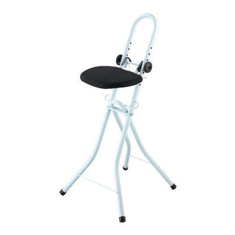 chaise de repassage siege chaise de repassage anti fatigue avec hauteur rglable