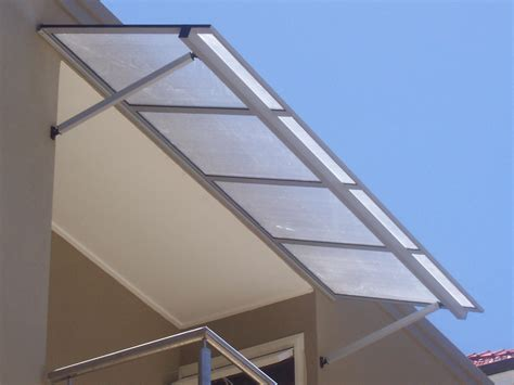 polycarbonate awning carbolite polycarbonate flat window awnings illawarra