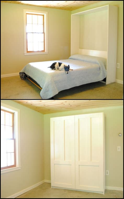 create a bed murphy bed do you have a spare guest room that doubles as your home