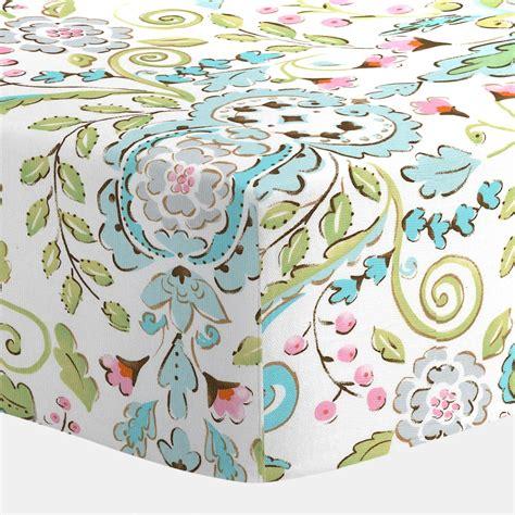 bird crib bedding bird damask crib sheet carousel designs