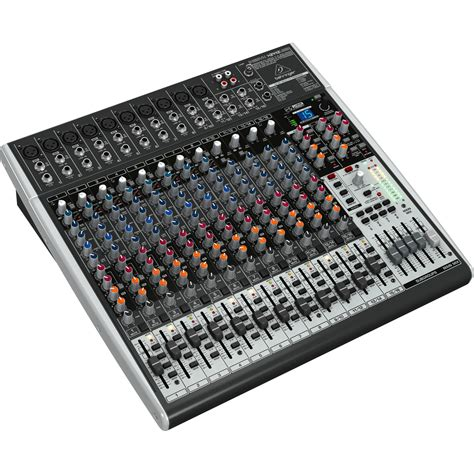 Mixer Lighting Behringer behringer xenyx x2442usb mixer at gear4music