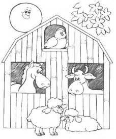 Barn Animals Coloring Pages chooks r us slick n chickie s activity book