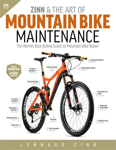 zinn the of mountain bike maintenance the world s best selling guide to mountain bike repair books how to repair a ed bicycle frame 4k wallpapers