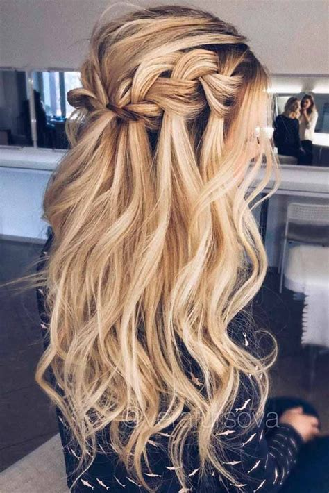 Prom Hairstyles For Hair by 21 Prom Hair Styles To Look Amazing Prom Hair Styles