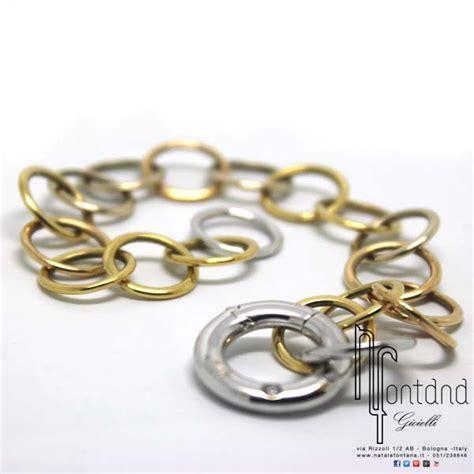pomellato bracciale pomellato bracciale quot lucciola quot a maglie tonde in oro