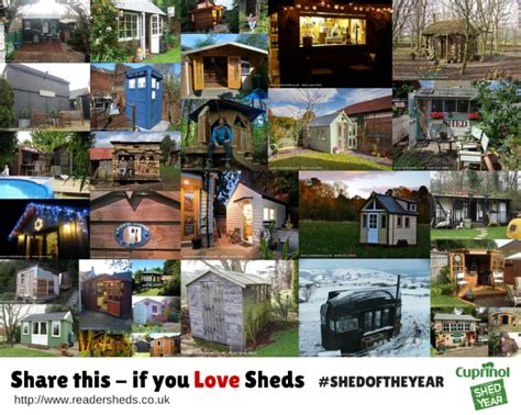 Shed Channel by Quot Shed Of The Year Quot Is Going To Be A Channel 4 Tv Programme