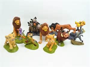 9 pcs disney the lion king action figures toy set cake topper simba nala scar ebay