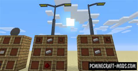 traffic control city decor mod  minecraft  pc java mods