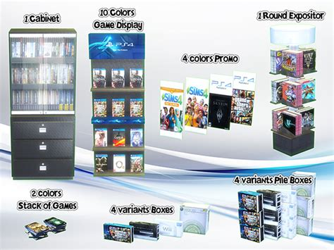 mod game store videogames store ts2 to ts4 conversion sims 4 updates