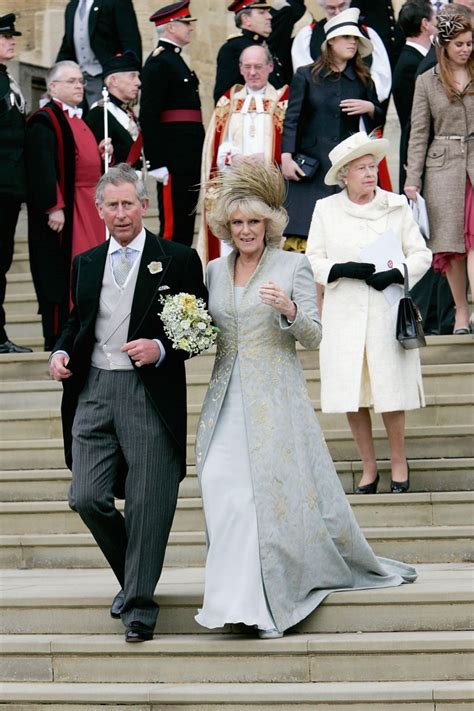 charlie day wedding photos queen s brutally honest opinion about camilla left prince