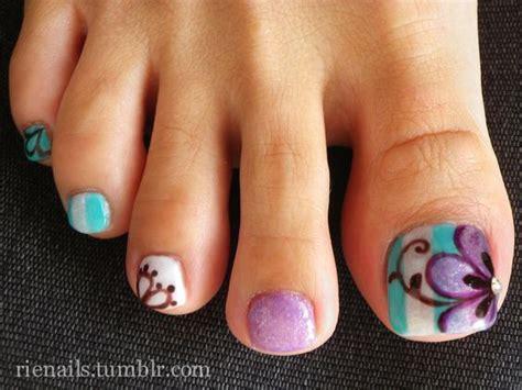 imagenes de uñas bonitas para los pies decoraci 243 n de u 241 as de los pies c 243 mo decorar las u 241 as de