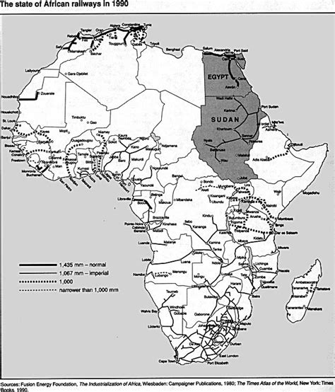 africa map 1990 lyndon larouche and the muslim world