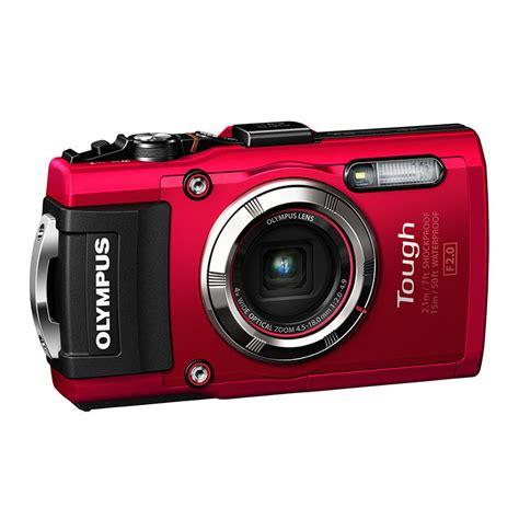 olympus compact olympus tough tg 3 compact rood