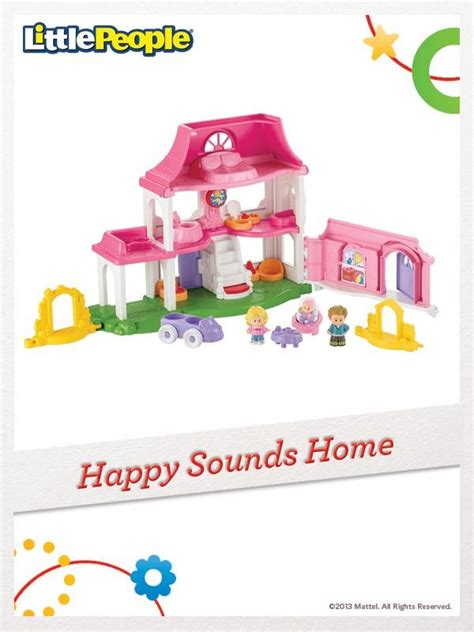 the happy sounds home is filled with all the