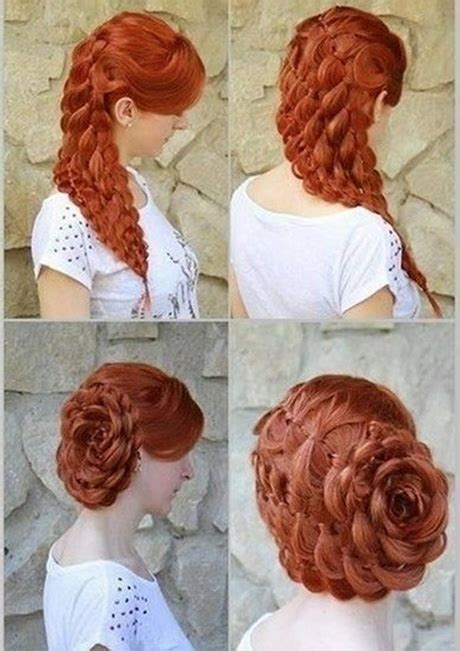 Wedding Hairstyles With Roses by Hairstyles