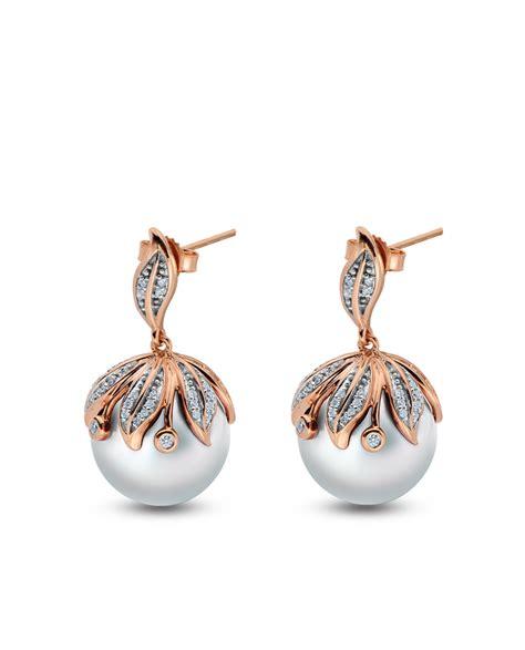 Freshwater Pearl Earring 14kt freshwater pearl earring