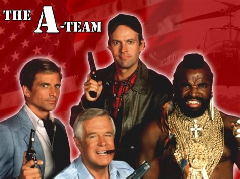 The A Team Tv Series iconic cars the a team 1983 gmc g series