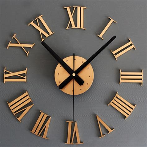unique wall clock 2016 wall clock diy large home decoration clock wall watch