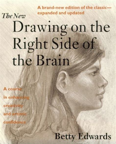 Drawing On The Right Side Of The Brain by 3 Easy Right Brain Drawing Strategies The Of Ed
