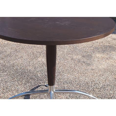 36 quot vintage herman miller laminate top dining table