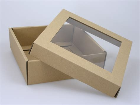 originelle geschenkverpackung geschenkverpackung mit klarsichtfolie in