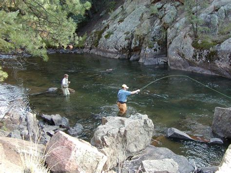 fly fishing colorado s blue colorado fly fishing resort live water properties