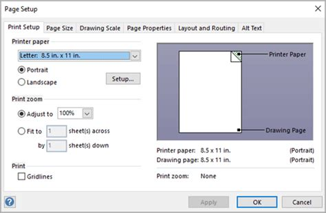 visio 2010 page setup microsoft office tutorials change the page orientation to