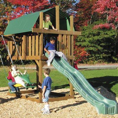 creative play swing sets creative playthings lexington and swing set 1 the