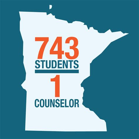 minnesota school counselor association money for student counseling takes a back seat minnesota
