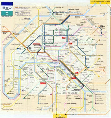 porte maillot metro map metro bonjourlafrance