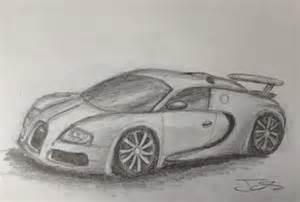 Bugatti Draw How To Draw A Bugatti Veyron