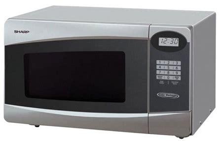 Microwave Ukuran Sedang jual sharp microwave r 230r s silver cek microwave