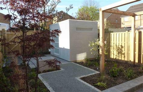Cabin A Cer by Pond Garden Design Geometric Garden With A Pond Landriana