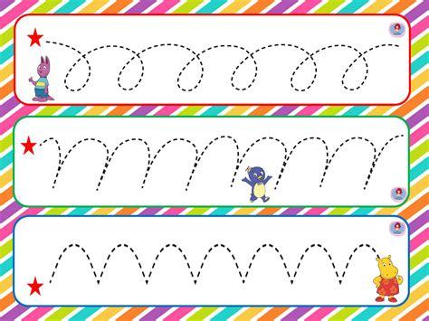 imagenes educativas para prescolar mis primeros trazos para preescolar y primer grado de