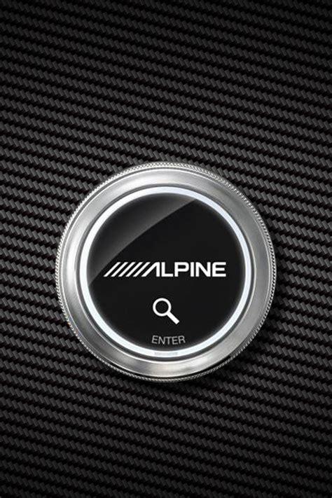 Car Navigation Wallpaper by Alpine Wallpaper Mobile Phone
