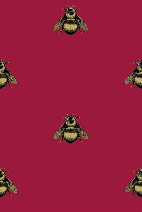 wallpaper with gold bees timorous beasties wallcoverings napoleon bee vinyl wallpaper