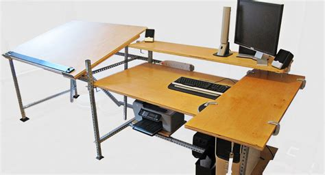 Digital Drafting Table Drafting Desk Daniel Kaye