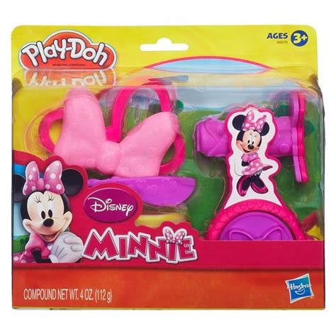 New Play Doh Minnie Mouse hasbro play doh minnie mouse boutique set