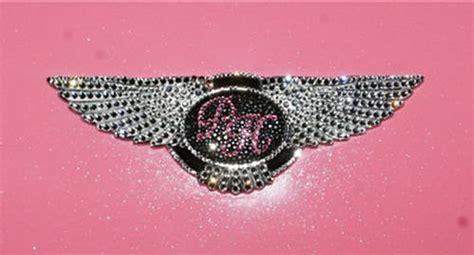 bentley pink diamonds paris hilton encrusted bentley