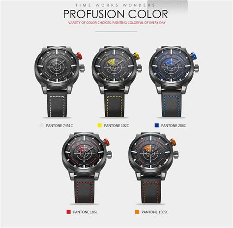 Weide Japan Quartz Miyota Leather Wh5201 Merah weide wh5201 s universe series analog led display leather 11street malaysia casual