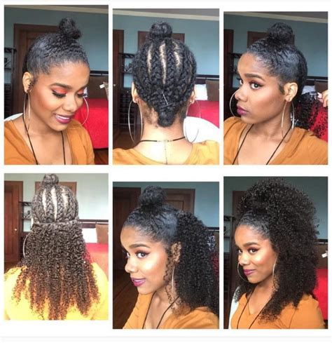 half up and have down pinterest hairstyle weave curly half up half down weave hairstyles and hair