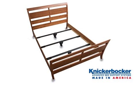 Wood Bed Frame Supports Bedbeam Steel Slat System Knickerbocker Bed Frame Company Bed Frame Manufacturer Supplier