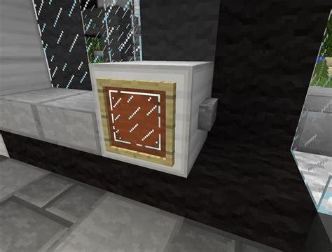 minecraft furniture kitchen microwave minecraft