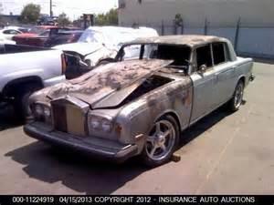 73 Rolls Royce Silver Shadow 73 Rolls Royce Silver Shadow Right Headlight Bezel Needs